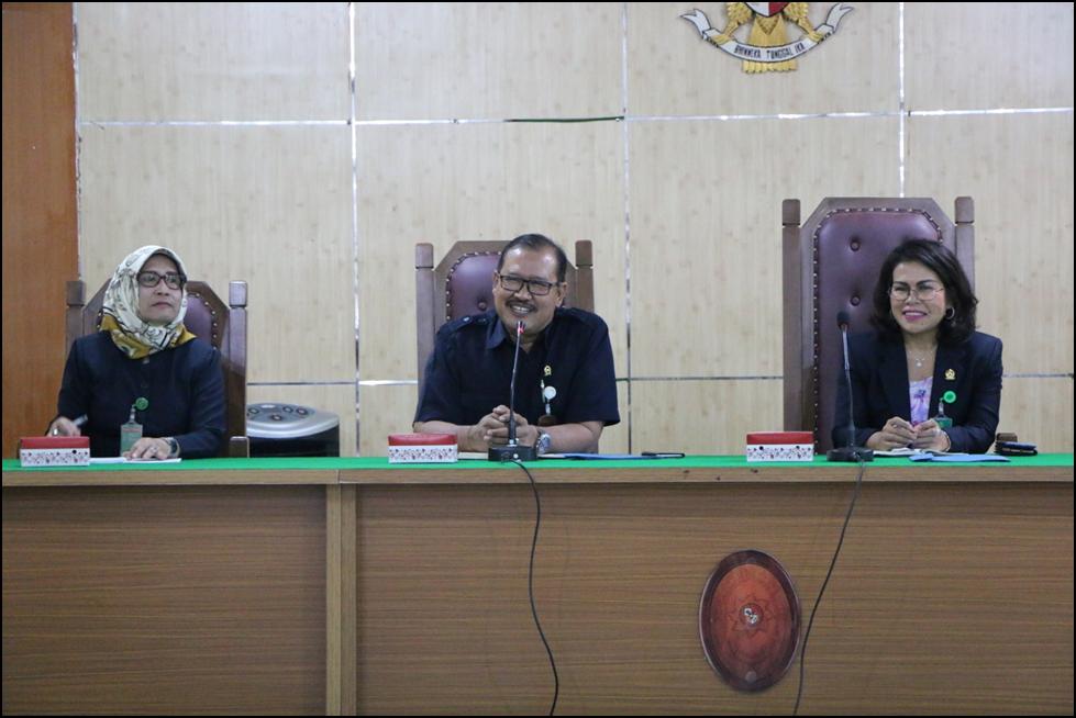 Rapat Dinas Bulan Januari 2019